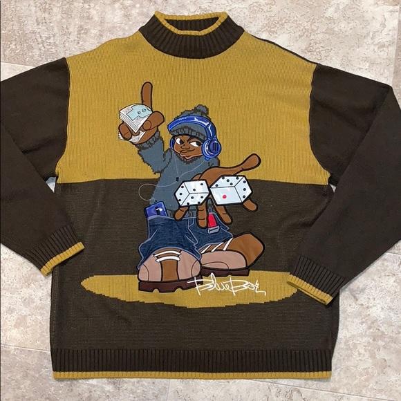 blue boy Other - Hustle sweater